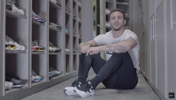 ナイキ「エアマックス」が好きすぎるサッカー選手のコレクションがハンパじゃない