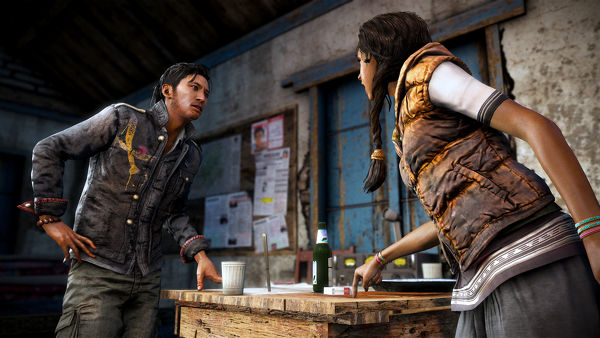 Janina Gavankar chats about bringing Amita to life in Far Cry 4