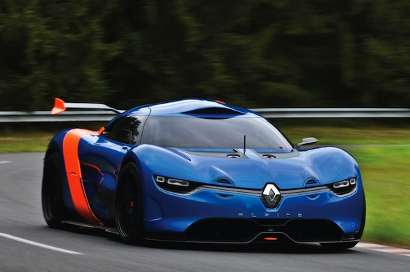 Renault Alpine Sports Car Could Spawn New Model Line AOL UK Cars - New sports cars