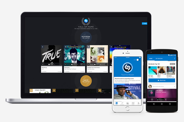 Shazam adds in-app plays from Spotify, more tools for music discovery