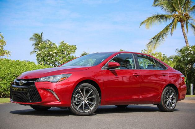 Toyota camry 2015, những thông tin mới nhất