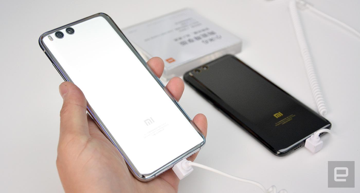 Contempla el Xiaomi Mi 6 de cerca