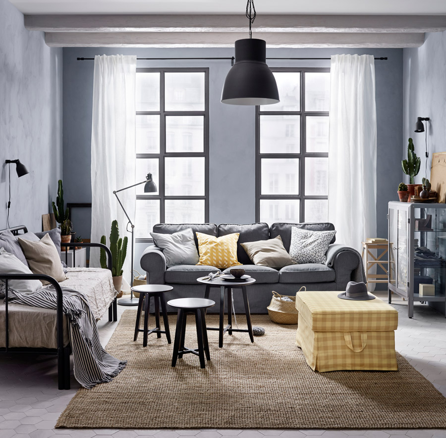 All the best bits from the new 2018 ikea catalog for Living room designs 2018