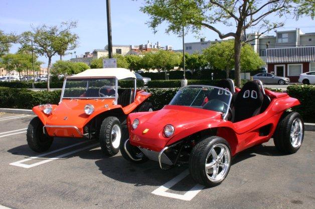 【レポート】60年代のカリフォルニアで大流行したバギーがEVで蘇る