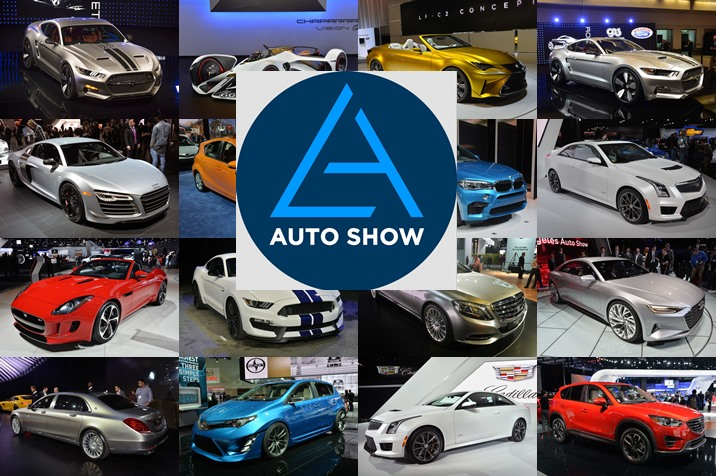 Highlights L.A. Auto show