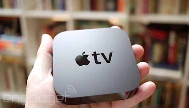 Apple TV second-generation