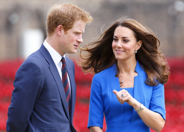 Prince Harry dating brunette beauty Camilla Thurlow?