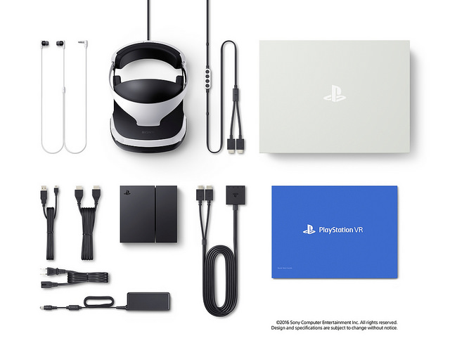PlayStation VR needs a camera but it isn't in the $400 bundle