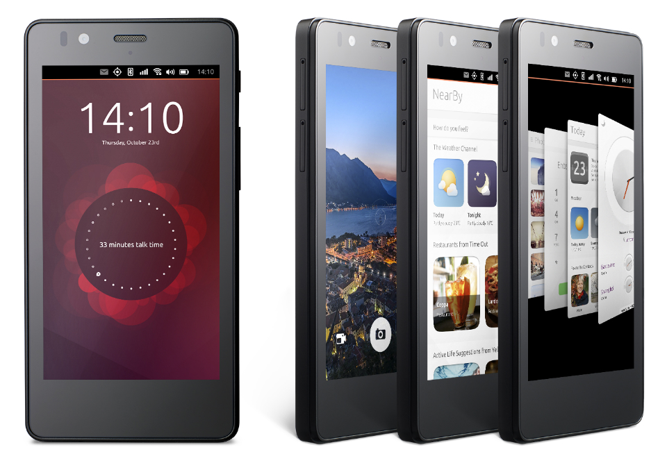 Ubuntu llega a los teléfonos con el bq Aquaris E4.5 Ubuntu Edition (vídeo)
