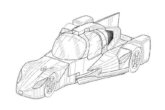 【レポート】デルタウイング、米国で奇妙なストリートカーのデザイン特許2件を取得