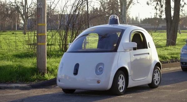 これがGoogleが開発中の運転手がいらない「自動運転車」だ!【動画】