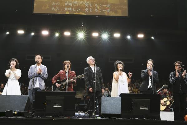 「オールナイトニッポン ALIVE」で泉谷しげる、小田和正、藤井フミヤ、ウルフルズ、Superflyら世代を超えた共演が実現