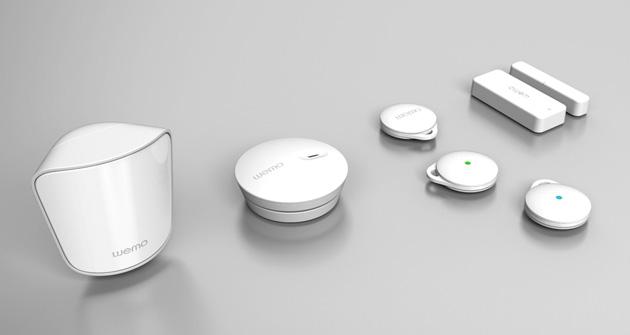 Belkin's WeMo home sensors