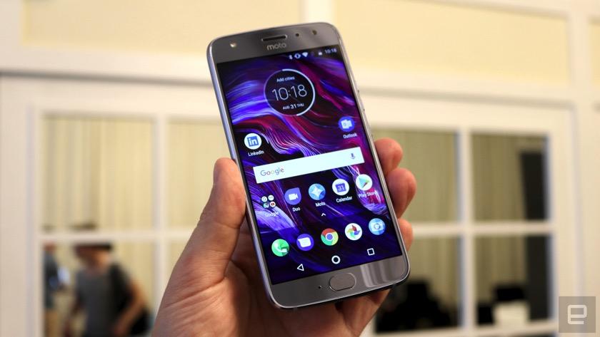 IFA 2017: Motorola kündigt das Moto X4 an