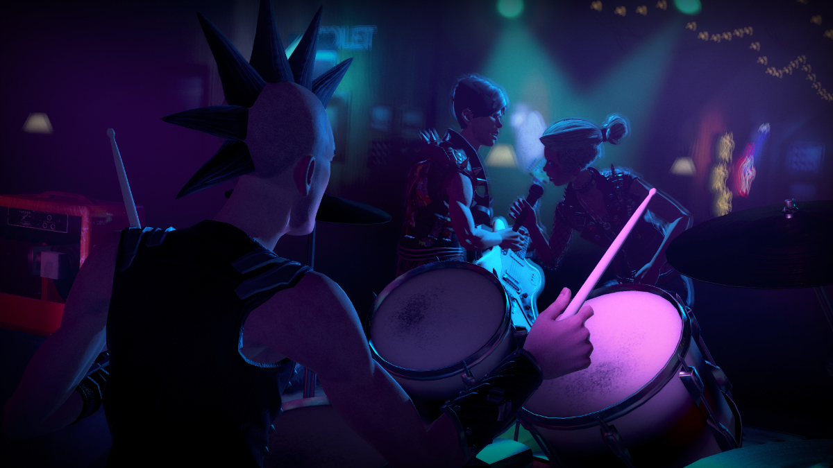 Confessions of a 'Rock Band 4' drum queen