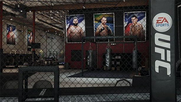 One round in the cage with EA Sports UFC's gameplay trailer