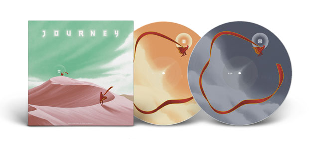 'Journey' soundtrack on vinyl