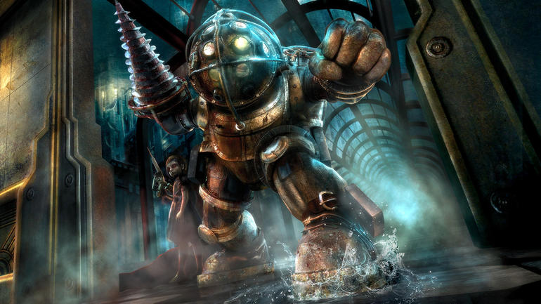 Bioshock comes to iOS?!