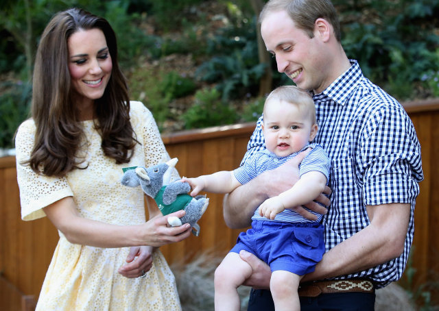 Kate Middleton and Prince William issue legal warning over Prince George privacy