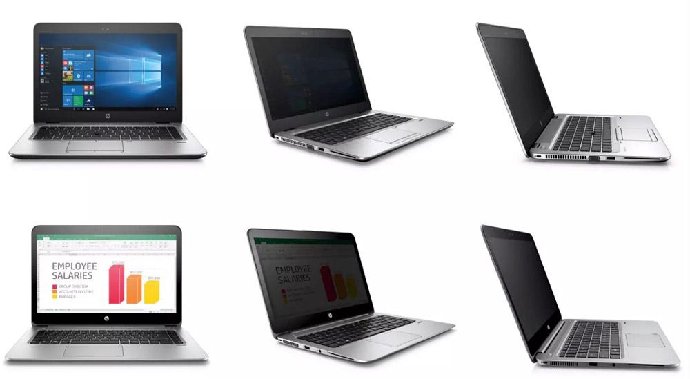 sure view hp bringt laptops mit blickschutz engadget. Black Bedroom Furniture Sets. Home Design Ideas