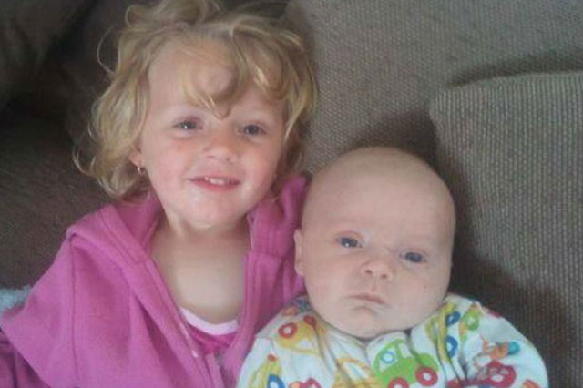 Toddler dies in house fire - a year after baby brother died from suspected cot death