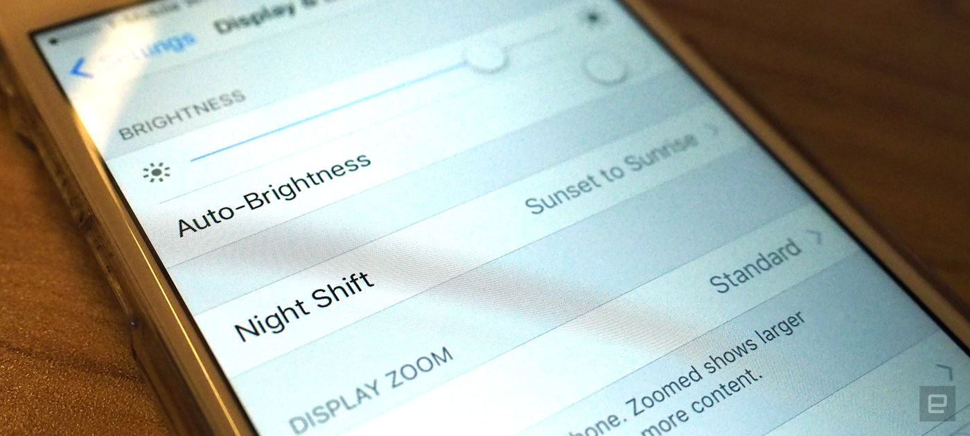 Apple iOS 9.3 update available today with 'Night Shift'