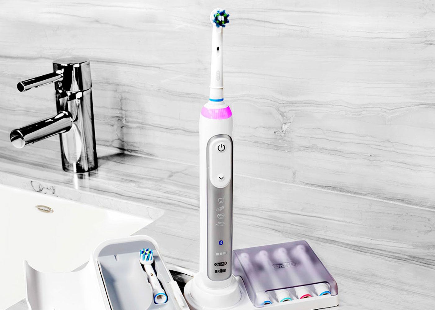 Oral-B Genius: Neue Smart-Zahnbürste nutzt Smartphone-Sensoren zum Putz-Tracking