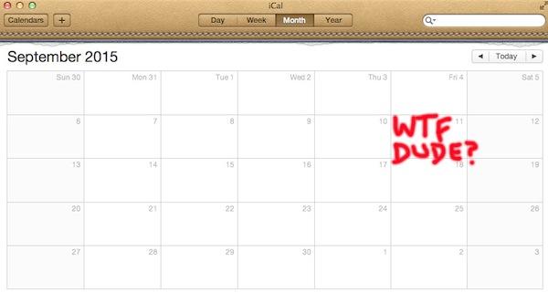 things that happened under obama, september 11 on calendar