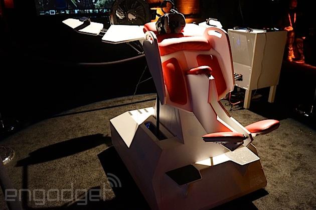 Oculus gives Sundance attendees a literal bird's-eye view