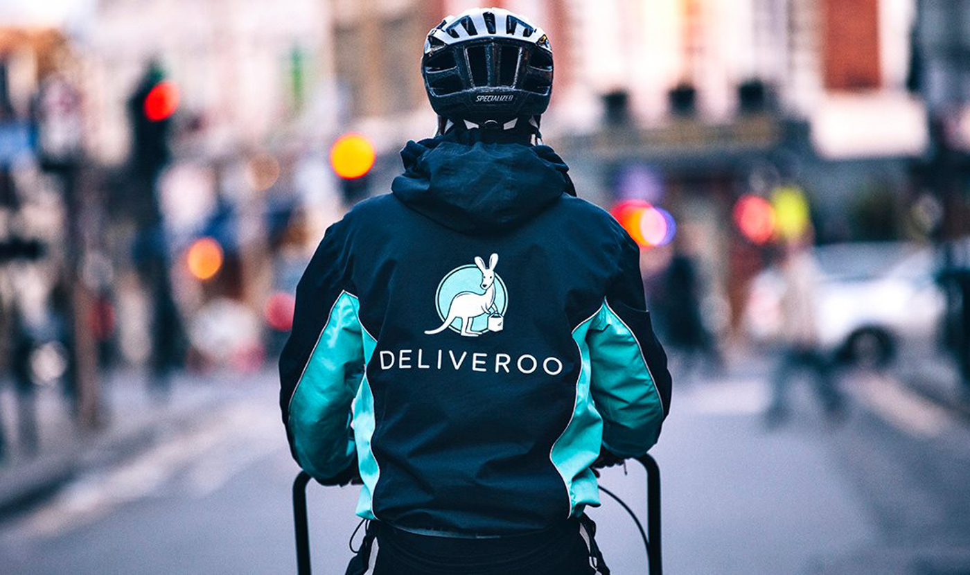 photo image Deliveroo will expand its network with restaurants' own riders