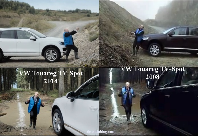 VW Touareg, TV Spot, witzig, peinlich car ad, komisch, lustig, Auowerbung, lustig, volkswagen werbung, SUV, VW Touareg TV Spot