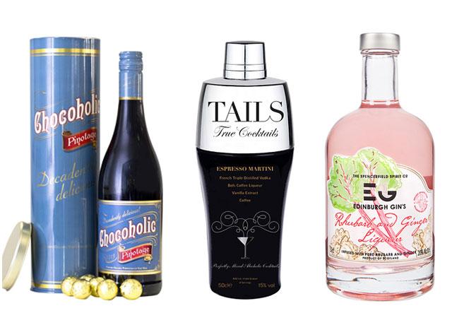booze christmas gifts