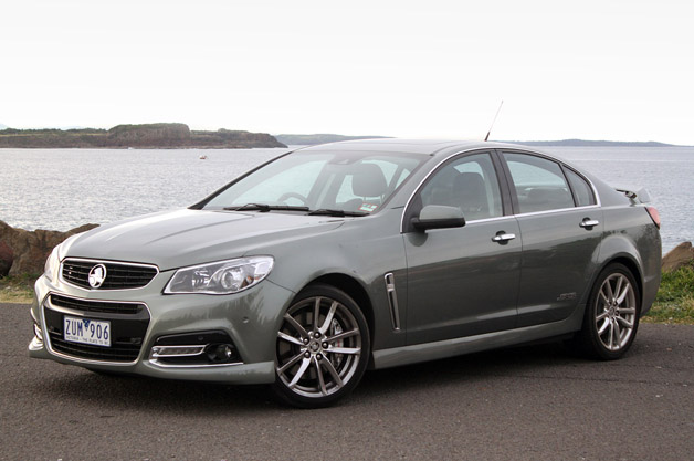 2014 Holden Commodore Ss V Redline