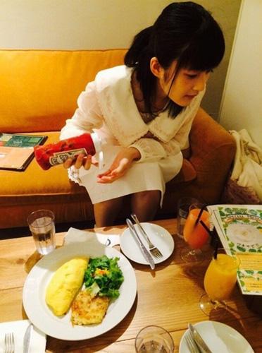 ももちこと嗣永桃子のブログに称賛の嵐 「これは可愛いw」「めちゃくちゃ萌えた」