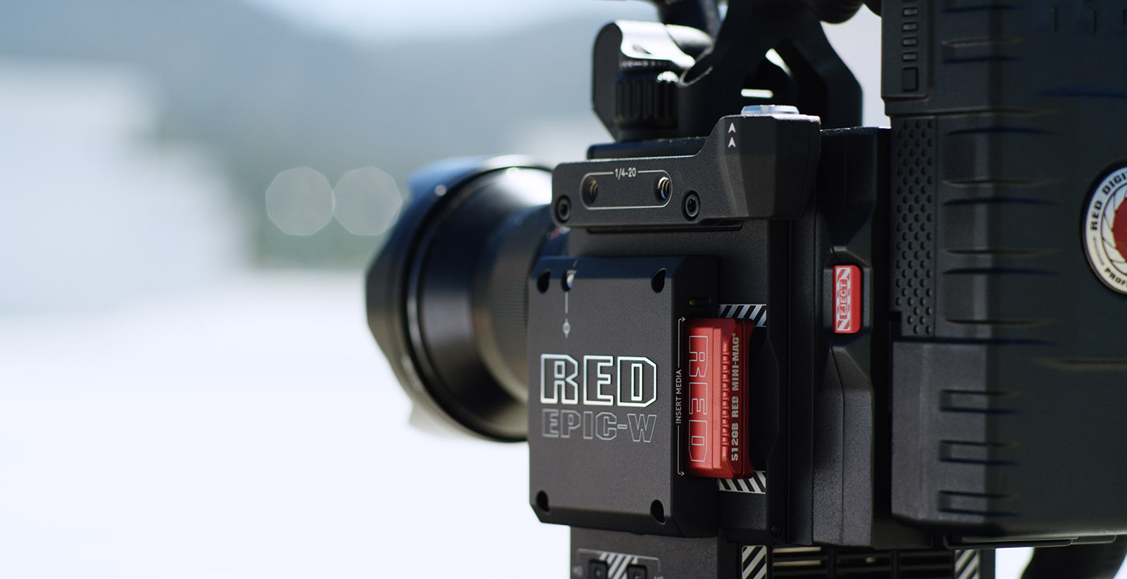 RED teaming with Foxconn on smaller, cheaper 8K cameras