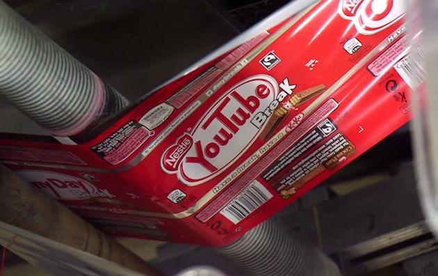 KitKat Becomes YouTube Break