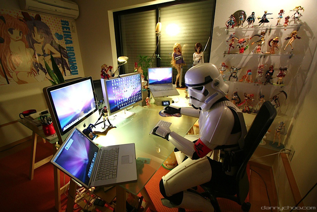 Stormtrooper Mac