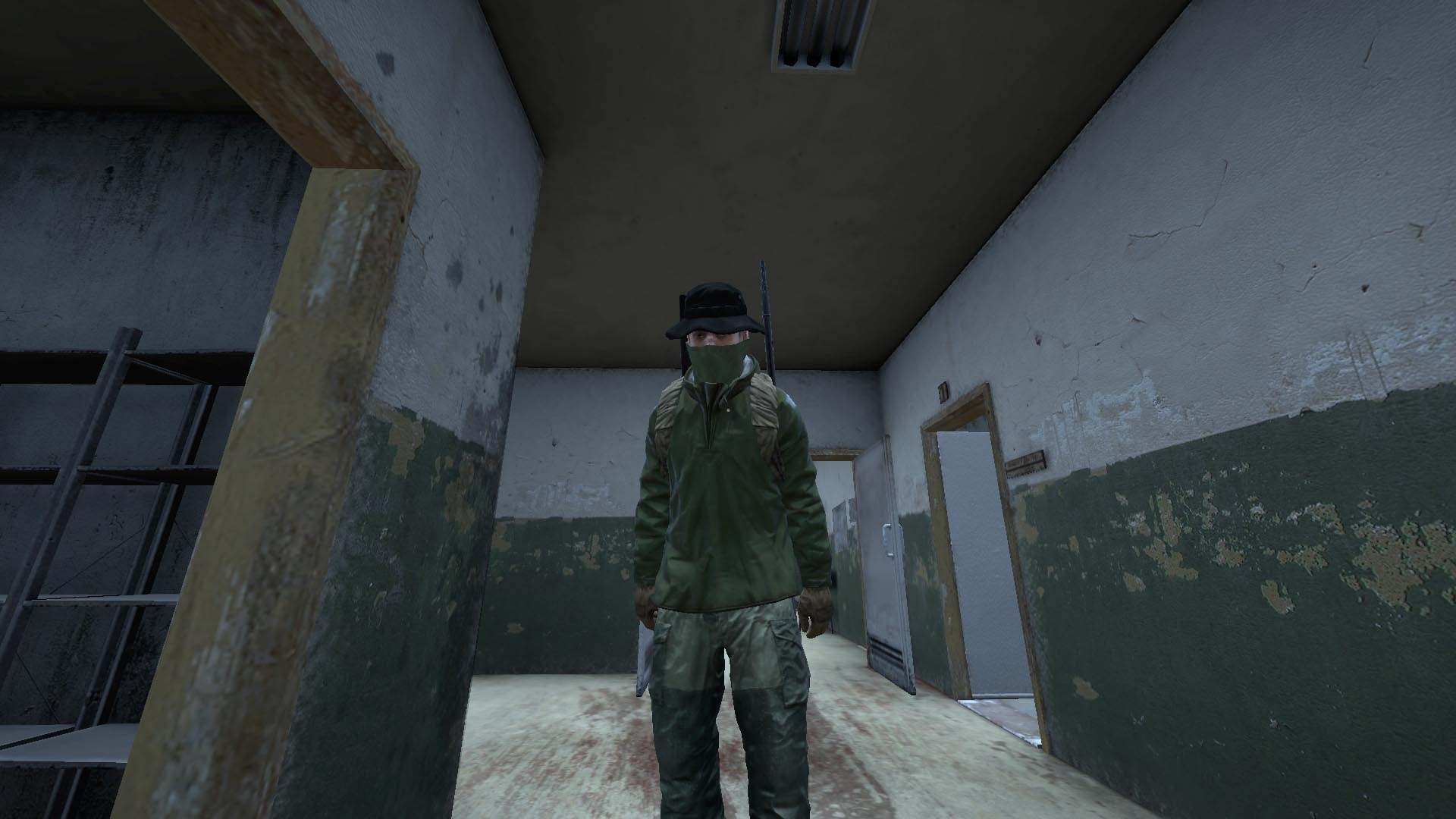 Don't freeze to death in DayZ!