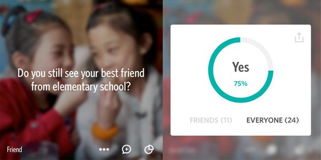 Secret's next update will add polls and Flickr support, but limit photo uploads