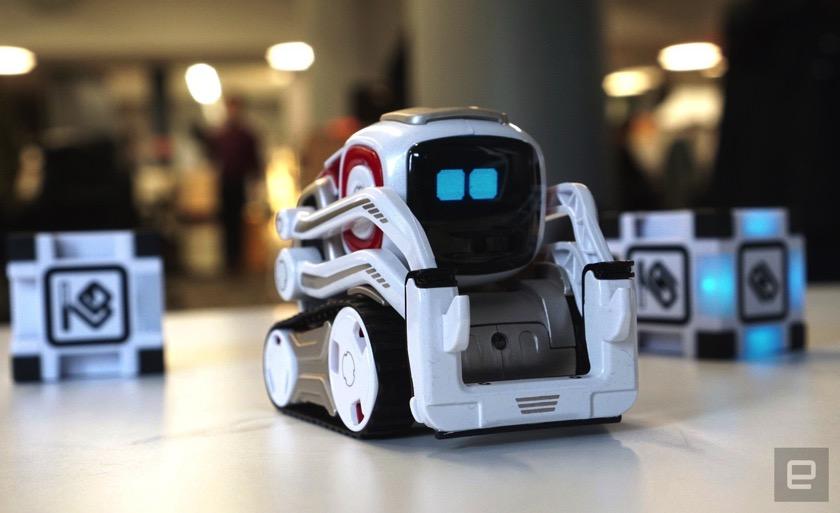 Roboter Cozmo ab September endlich auch in Deutschland zu haben