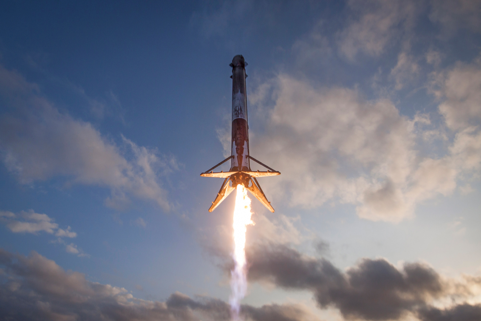 Watch SpaceX try a picture-perfect rocket landing at 7AM ET (updated)