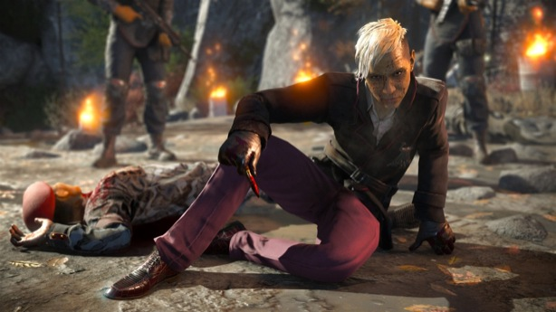 It takes less than 30 minutes to see Far Cry 4