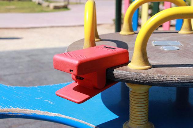 Hybrid Play: Convirtiendo parques infantiles en videojuegos