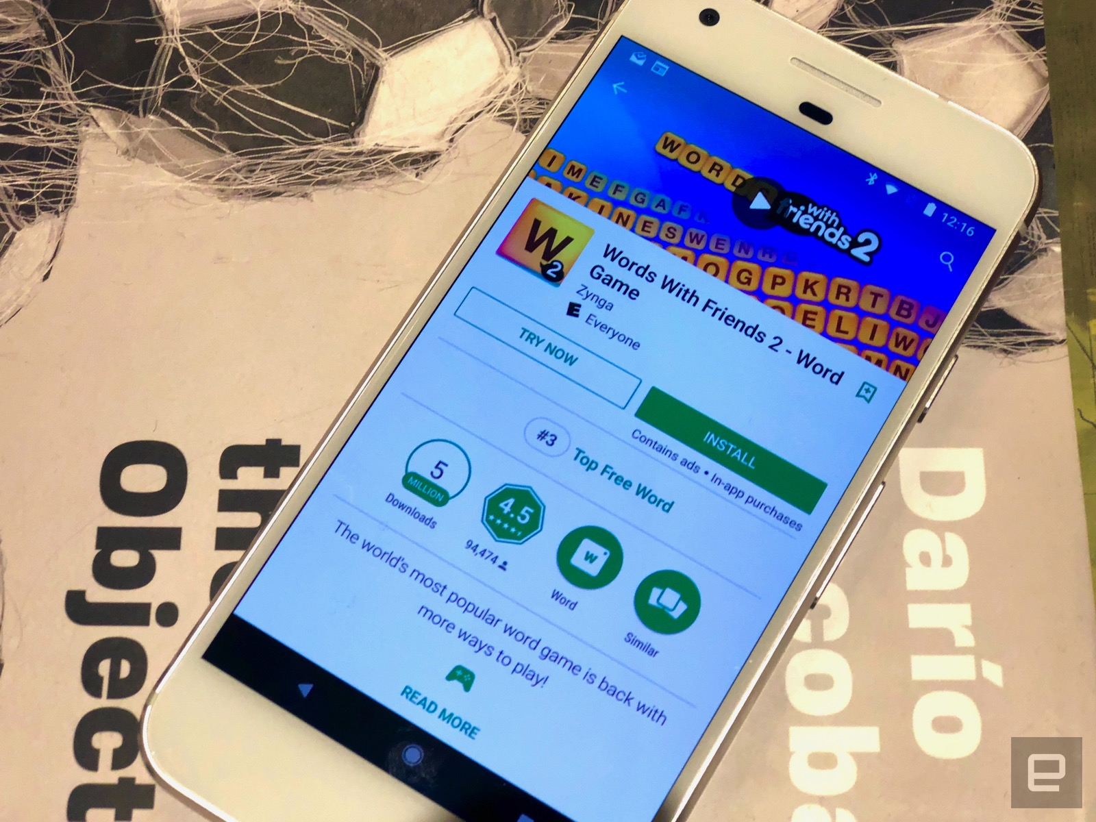 Google's instant app tech now lets you try games before you buy