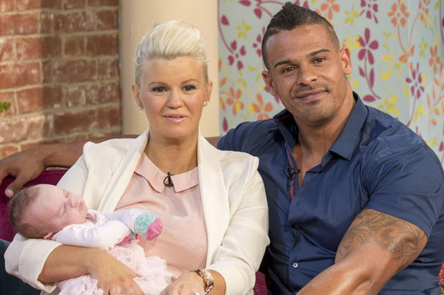 Kerry Katona talks about new daughter's dramatic birth