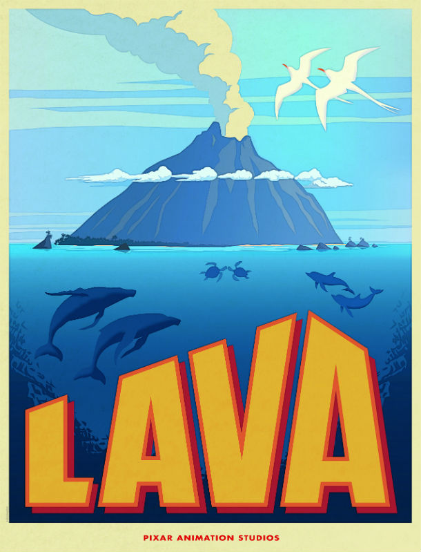 pixar lava poster