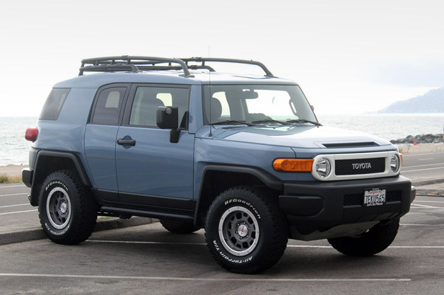 2014 Toyota FJ Cruiser Ultimate Edition