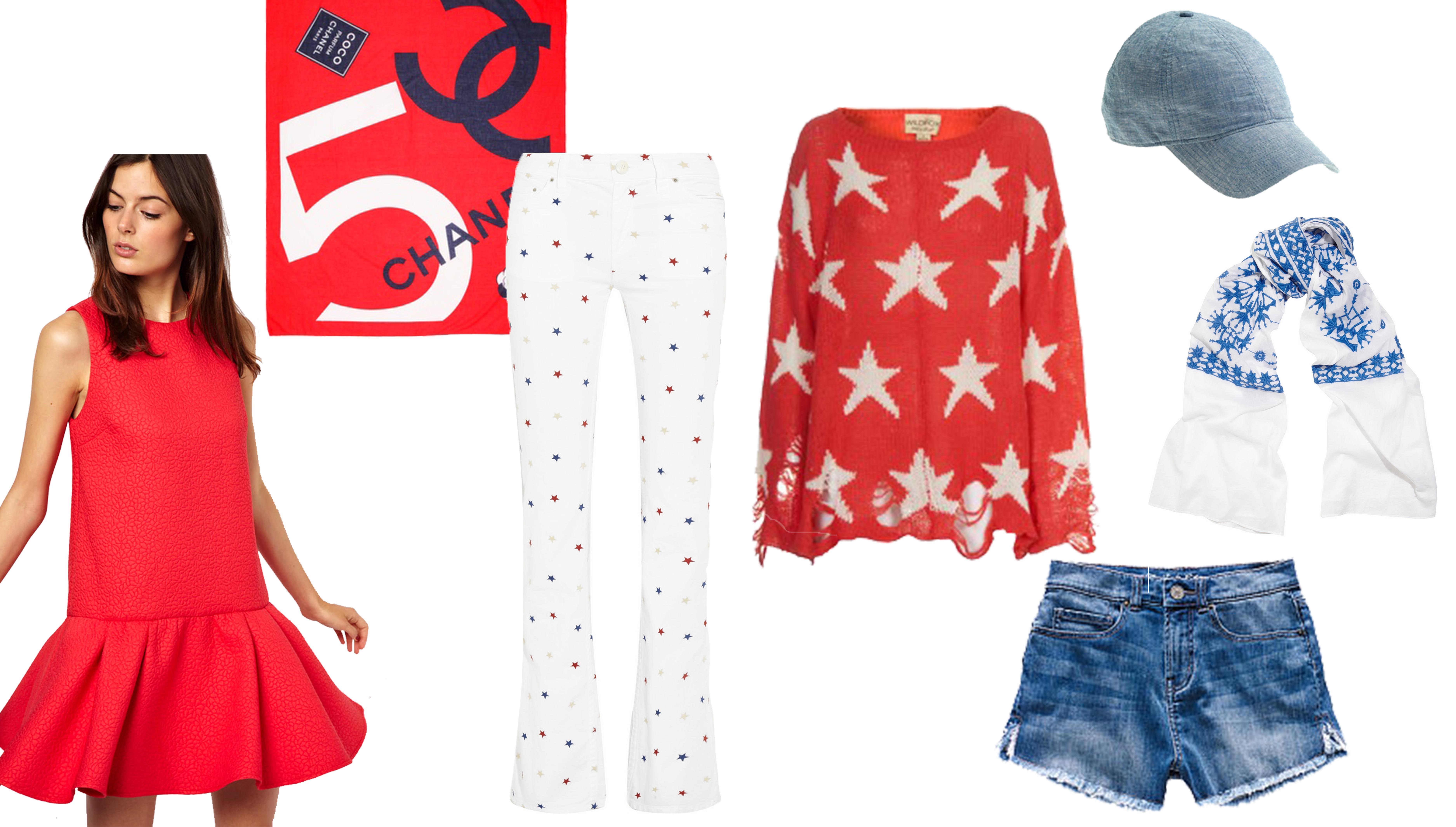 20 ideas for your 4th of July outfit