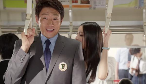ドSな菜々緒にクンクンされて松岡修造がアツすぎてありがとう!【動画】