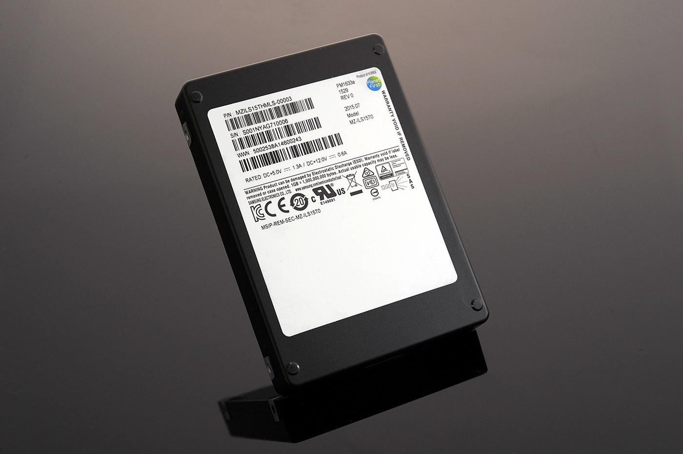 Samsung pone en circulación el SSD con más capacidad del mundo